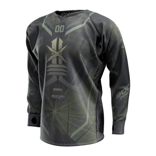 2020 CPX Living Legends 13 Custom Event SMPL Jersey Front