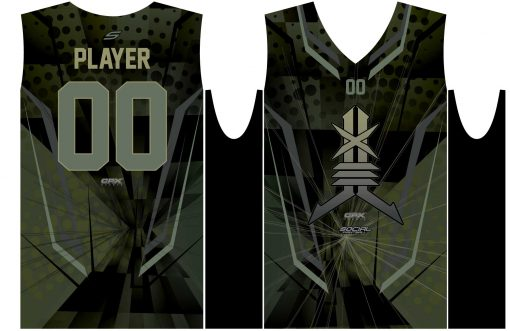 2020 CPX Living Legends 13 Custom Event Sleeveless Jersey
