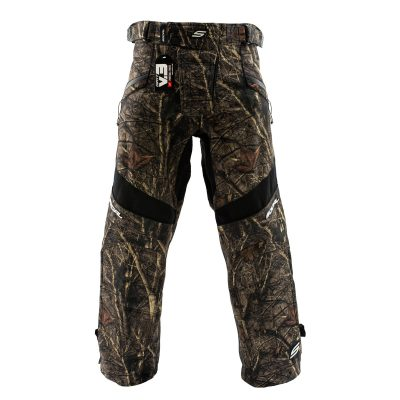 Grit v3 Paintball Pants, Hunter Camo Front