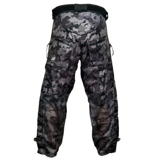 Social Paintball Grit v3 pants night camo multicam black Back