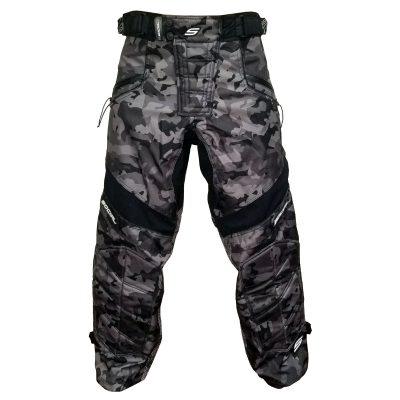 Social Paintball Black Multicam, Night Camo Grit v3 Custom Paintball Pants
