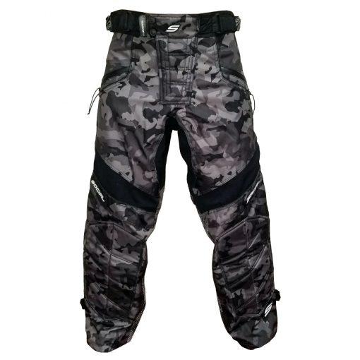 Social Paintball Black Multicam, Night Camo Grit v3 Custom Paintball Pants