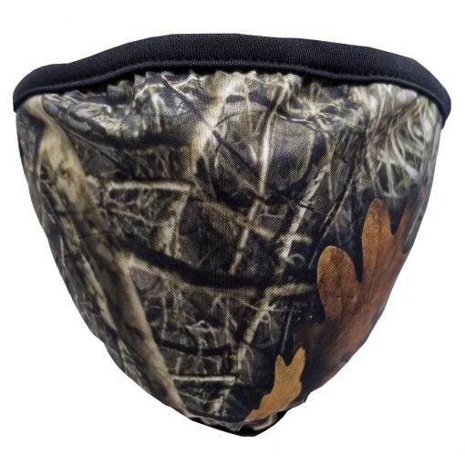 Social Paintball Face Mask Cover, Adult, Hunter Camo