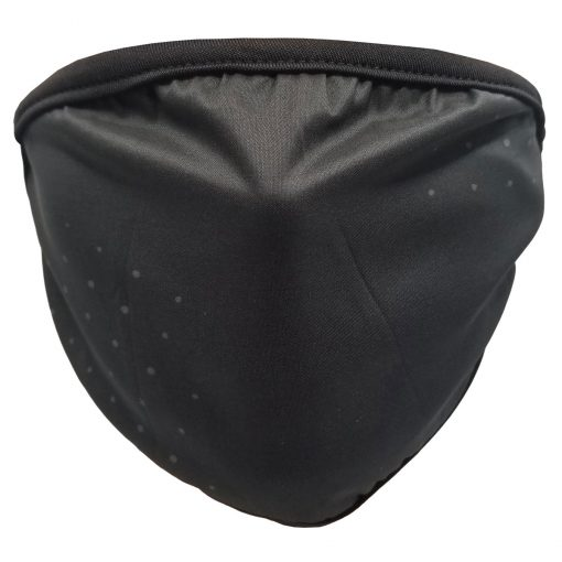 Social Paintball Face Mask Cover, Adult, Stealth Black