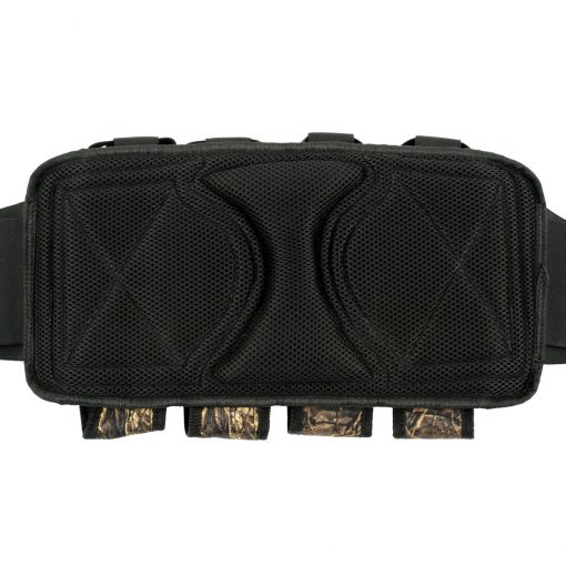Social Paintball Grit Pod Pack Harness, 4+7 Hunter Camo Lumbar Support Pad