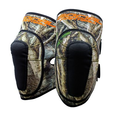 Social Paintball SMPL Knee Pads, Hunter Camo