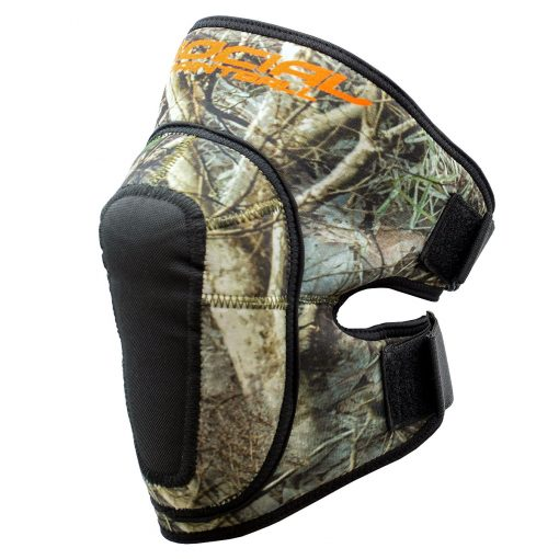 Social Paintball SMPL Knee Pads, Hunter Camo Left