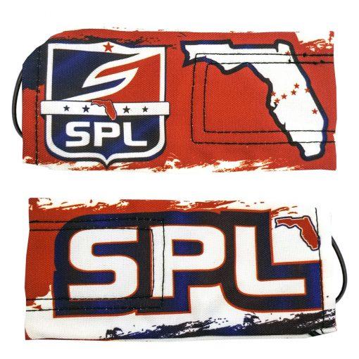 Social Paintball League Barrel Cover, SPL League Shield