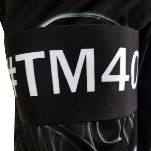 Tim Montressor TM40 Memorial Armband