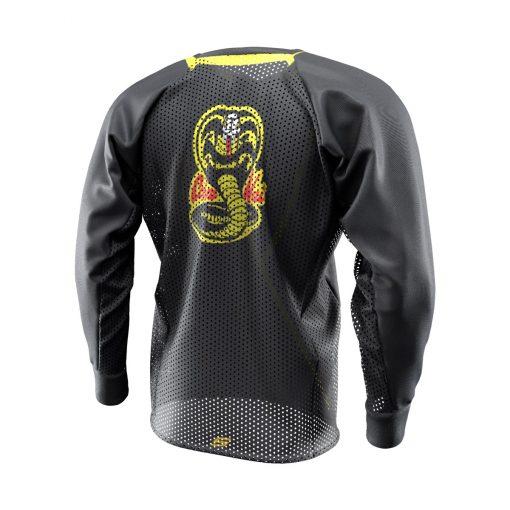 Cobra Kai SMPL Paintball Jersey Back