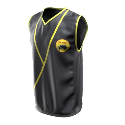 Cobra Kai Sleeveless Jersey Front