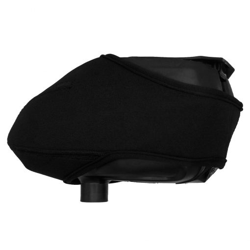 Social Paintball Omni Universal Hopper Cover Reversible Black Back