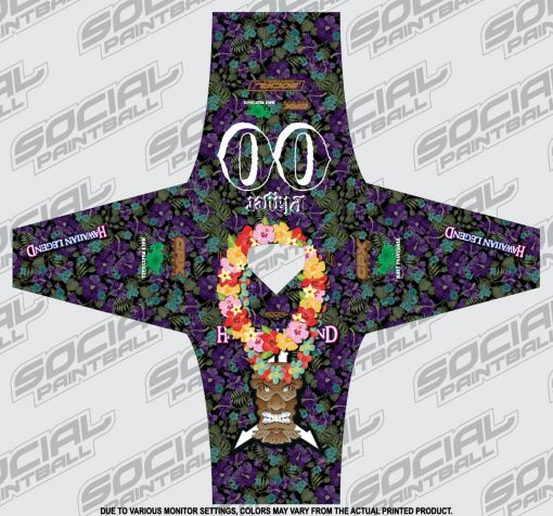 2022 CPX Hawaiian Legend Custom Event SMPL Jersey