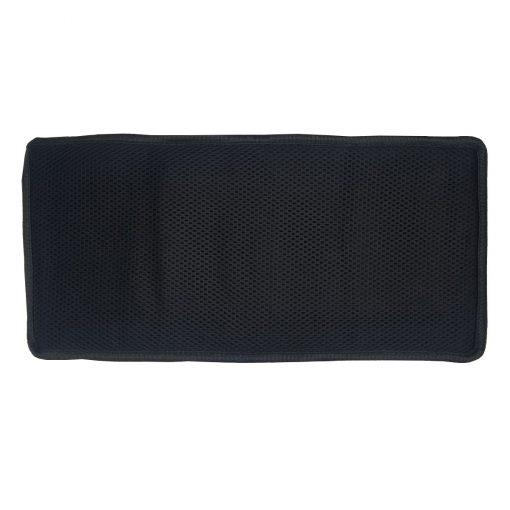 SMPL Pack Harness, 4 Pod Black Back Pad