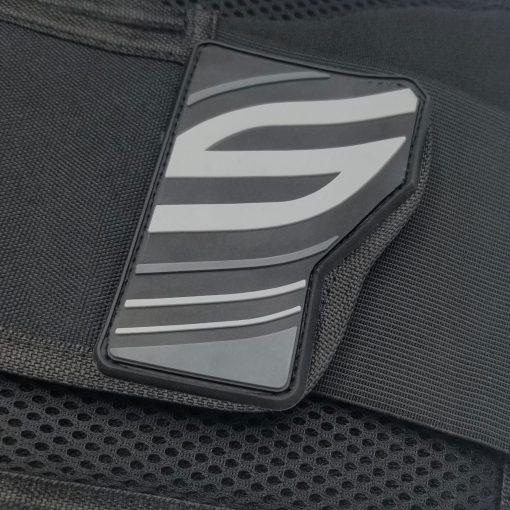 SMPL Pack Harness, 4 Pod Black Strap Zoom