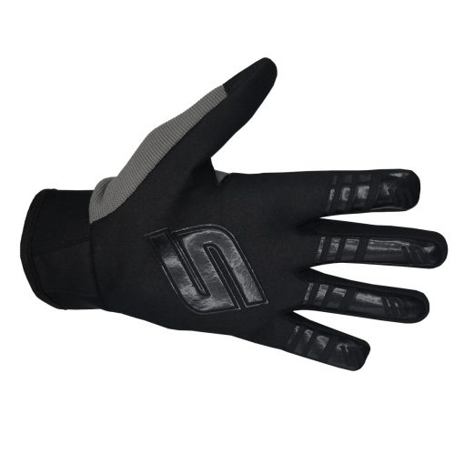 SMPL Paintball Gloves, Gray Palm