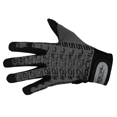 SMPL Paintball Gloves, Gray